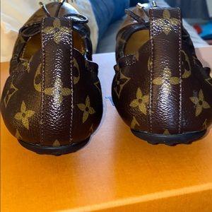 Louis Vuitton Shoes - Louis Vuitton Ballerinas Size 38.5/8.5 Women's